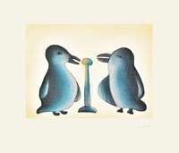 Inuit Art Cape Dorset 2015 Collection of Inuit Graphics